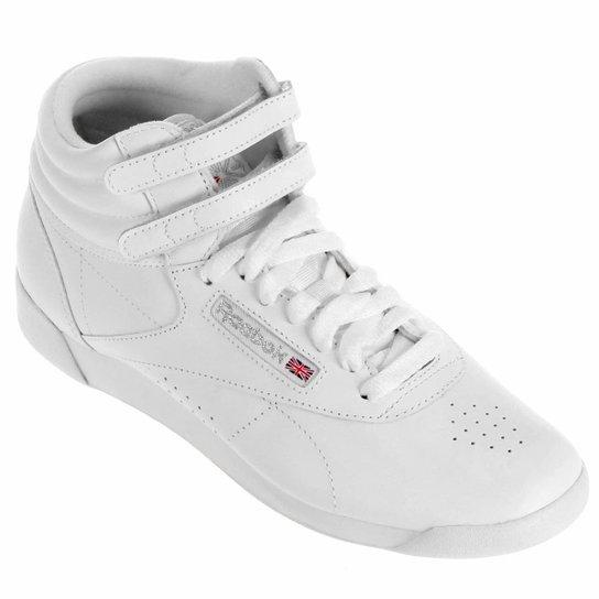 94249f831 Tênis Reebok F S HI - Branco - Compre Agora