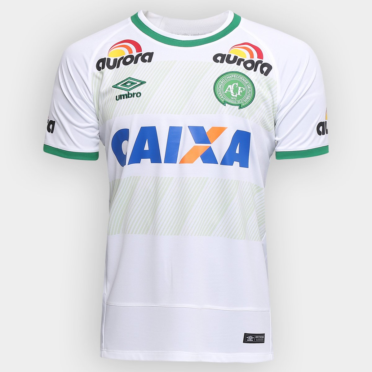cb464409b Camisa Chapecoense II 2016 s nº Torcedor Umbro Masculina