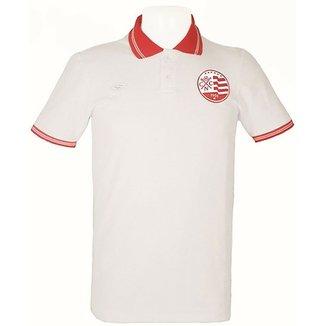 20b822f197 Camisa Pólo Náutico Classic Basic Branco vermelho - Umbro