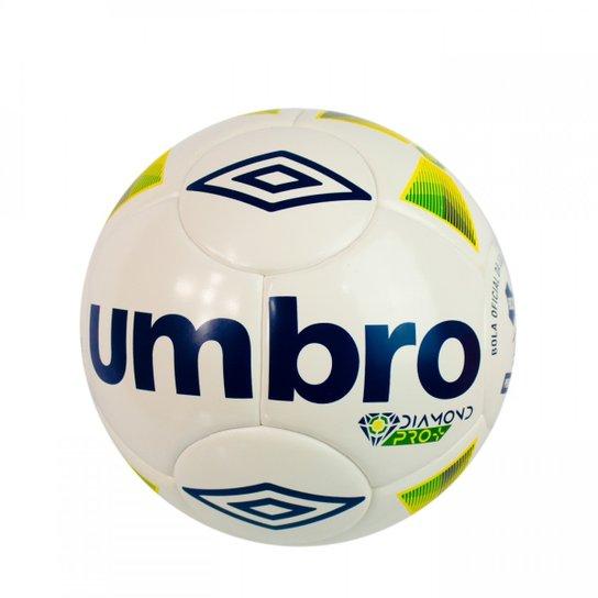 05d85ec2b494e Bola Futsal Umbro Diamond Pro + FS Profissional 1p781010 - Compre ...
