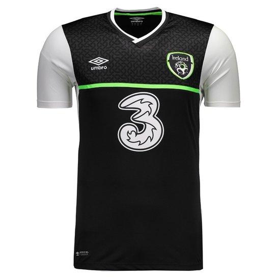 a7668a2461 Camisa Umbro Irlanda Away 2016 Masculina - Compre Agora
