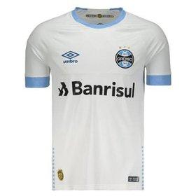 bc2c49705ce24 Camisa Umbro Grêmio II 2018 N° 10 Jogador Masculina