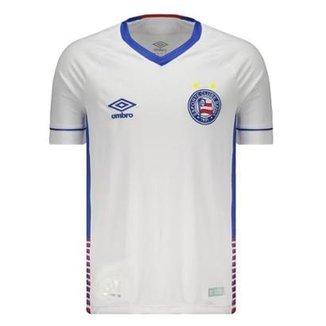 Camisa Umbro Bahia II 2018 Sk-1 N°10 Zé Rafael Masculina b49eb3898e1c9