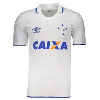 d1405e8bdb Camisa Umbro Cruzeiro II 2017 N°30 Thiago Neves Masculina