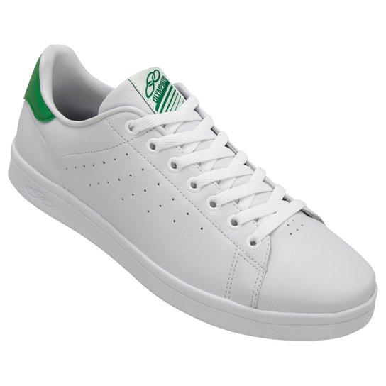 a88533d09 Tênis Olympikus Only 326 Masculino - Branco e Verde - Compre Agora ...