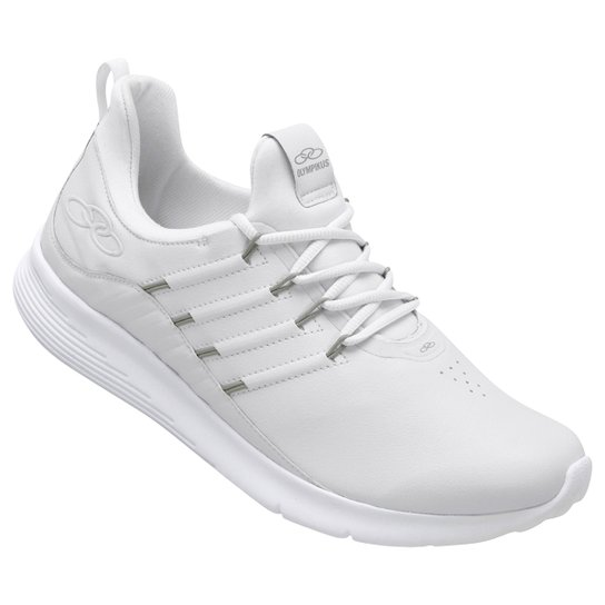239ef1acad5 Tênis Olympikus Best Masculino - Branco - Compre Agora
