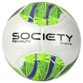fa9422a4e442e Bola Futebol Penalty Digital Termotec 5 Society