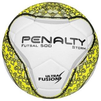 6c46b5f25 Bola Futebol Penalty Storm Ultra Fusion 6 Futsal