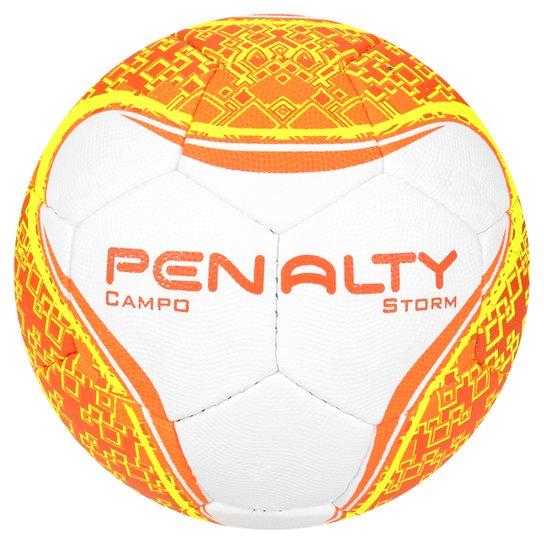 d671992907 Bola Futebol Campo Penalty Storm Com Costura à Mão 6 - Compre Agora ...