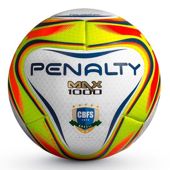 Bola Futsal Penalty Max 1000 Pró - Compre Agora  72724b6aa5ea8