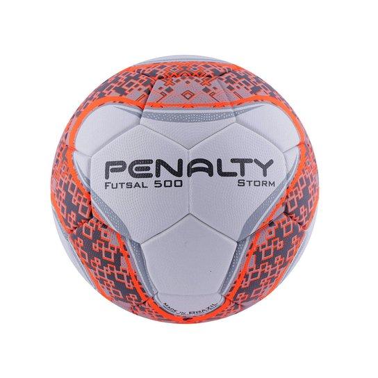 Bola Futsal Penalty Storm C C - Compre Agora  b30cd71c9c1ad