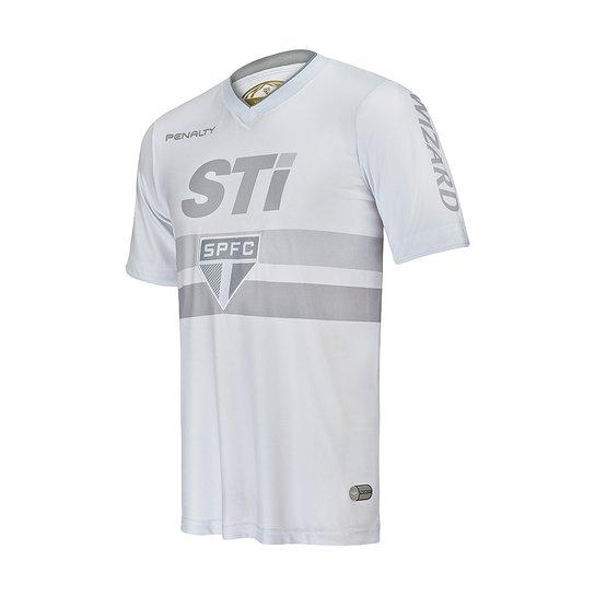 7fdfed007d Camisa Goleiro Penalty Spfc Vermelho Cor | Netshoes