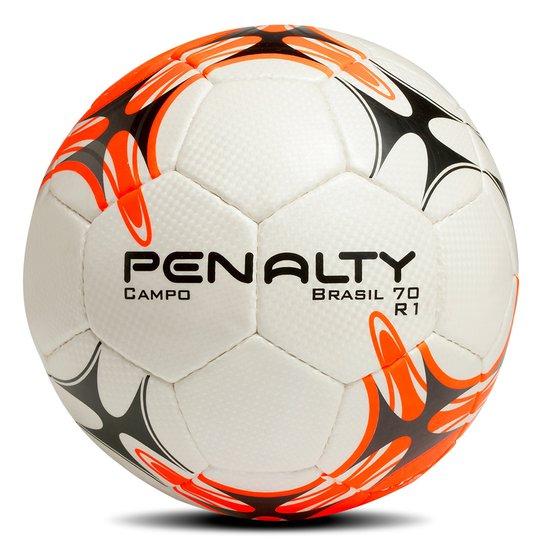d1ebb44ae5342 Bola De Futebol De Campo Penalty Brasil 70 R1 - Compre Agora