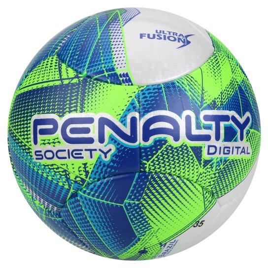 2fede61106 Bola Futebol Society Penalty Digital Ultra Fusion VII - Compre Agora ...