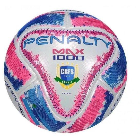 e42535a93b Bola de Futsal Penalty MAX 1000 Termotec - 541337 - Compre Agora ...