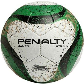 f713a99f62 Bola Futebol Campo Penalty Storm Oficial Costurad