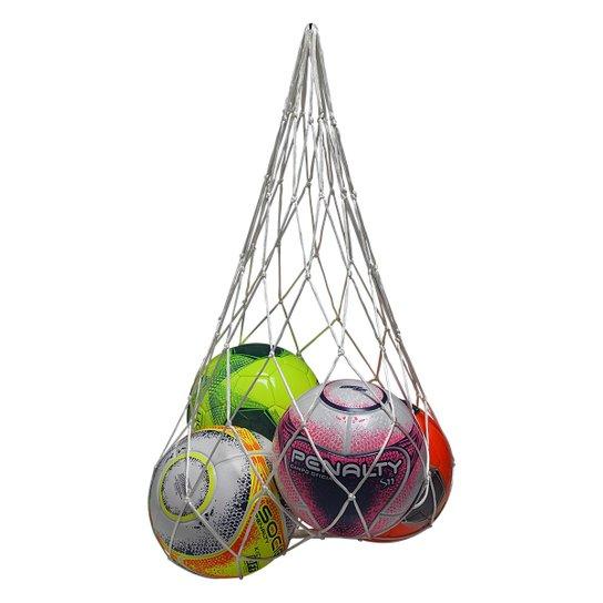 65ee469bc Saco De Carregar Bolas - 6 Bolas - Penalt - Branco - Compre Agora ...