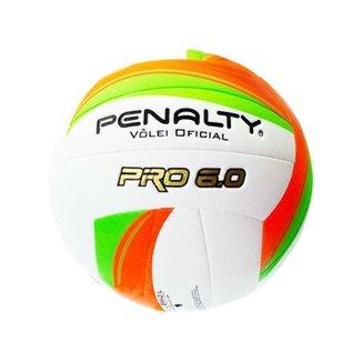 b4c816db1de Bola Vôlei Penalty 6.0 PRO