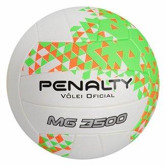 8eb9eae785 Bola Vôlei MG 3500 VIII Penalty