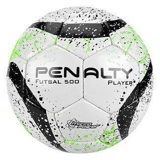 d911810258 Bola de Futsal Penalty Player II VII