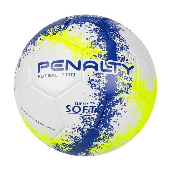 a3257d4e1 Bola Futsal Penalty Rx100 R3 Fusion VII - Branco - Compre Agora ...