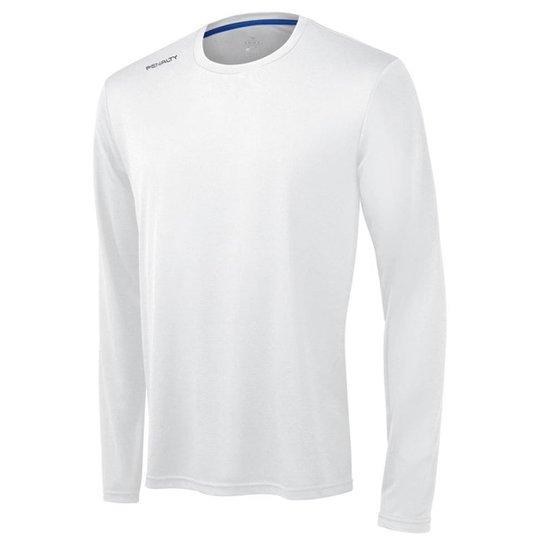 Camisa Penalty Matís UV VII Manga Longa Masculina - Branco - Compre ... 4d3e15267b0a1