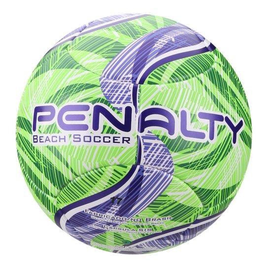 2ab9de017 Bola de Futebol de Areia Penalty Beach Soccer Fusion Ix - Branco e ...
