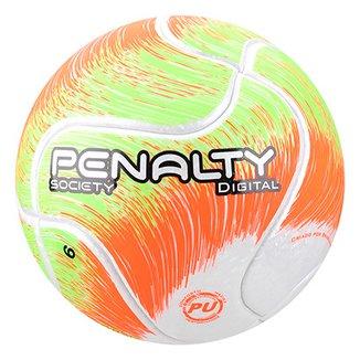 76f86c6c1c8e3 Bola de Futebol Society Penalty Digital VIII