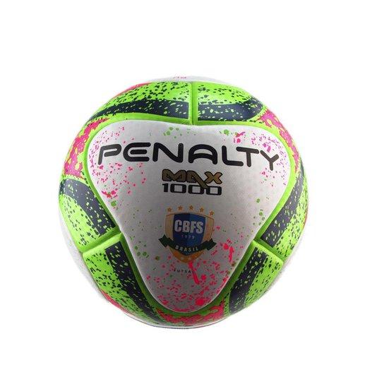 Bola Futsal Penalty Max 1000 - Compre Agora  c3969cd04f8c2