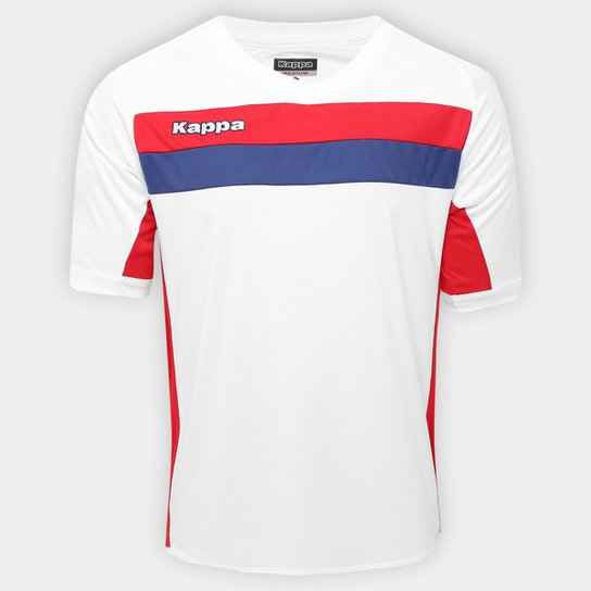 O produto  Camisa Kappa Nang Masculina - Compre Agora Netshoes  0317f1f9e028ba  Camisa Fluminense I 17 18 s nº ... 37c8ea3a1be08