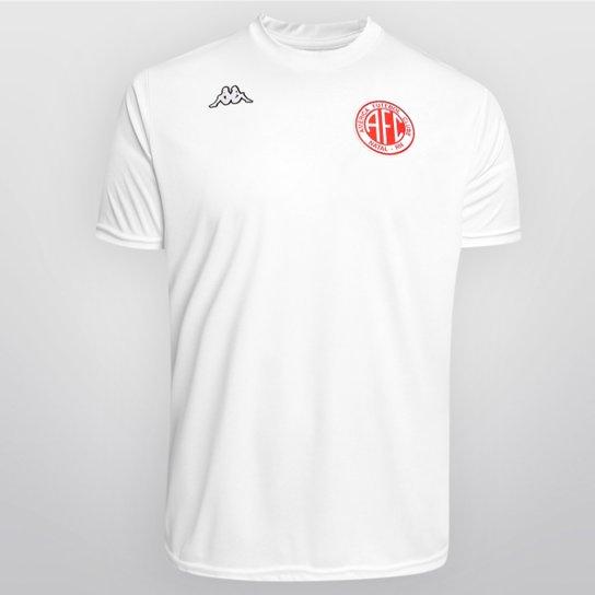 62a6bedb276ec Camisa Kappa América de Natal Modena - Compre Agora