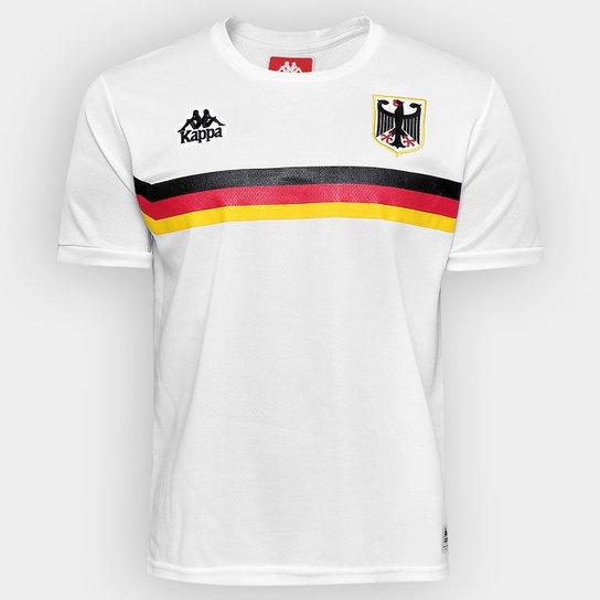 Camiseta Kappa Alemanha - Compre Agora  e5184d90d3db9