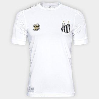 57b6026155 Camisa Santos Kombat I 17 18 s nº Jogador Kappa Masculina
