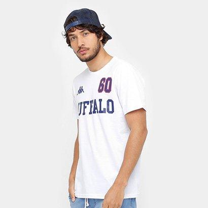 Camiseta Kappa Buffalo Masculina