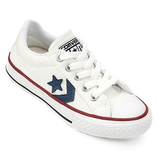 Tênis Infantil Converse All Star Player 9d4b4cbdfb8ab