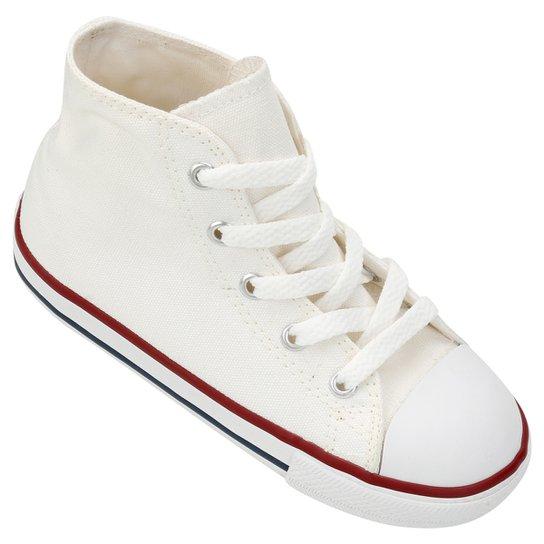 0c1344fec13 Tênis Infantil Converse All Star Chuck Taylor HI Baby - Compre Agora ...