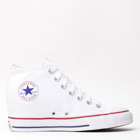 4bdc29f593 Tênis Converse All Star CT As Lux Mid CE00 | Netshoes