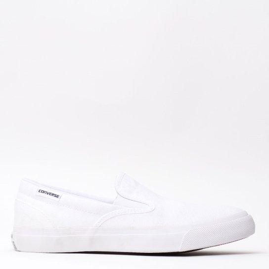 8a17a9b71c Tênis Converse All Star Core Slip Branco Branco C   Netshoes