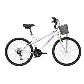 97d6b1123 Bicicleta Mobilidade Caloi Ventura Aro 26 21 Veloc.