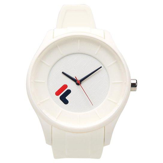 c473fd6764a Relógio Fila Analógico c  Bolsa Exclusiva - Compre Agora