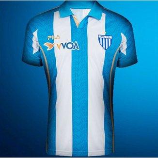Camisa do Avaí 2015 - Fila - Uniforme I a37e348123c7f