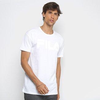 ca73b4723ea Camiseta Fila Estampada Masculina