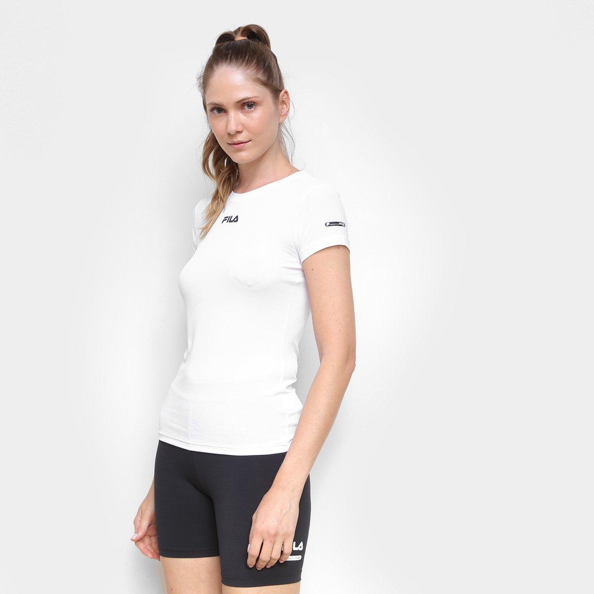 Camiseta Fila Bio Antiviral Feminina