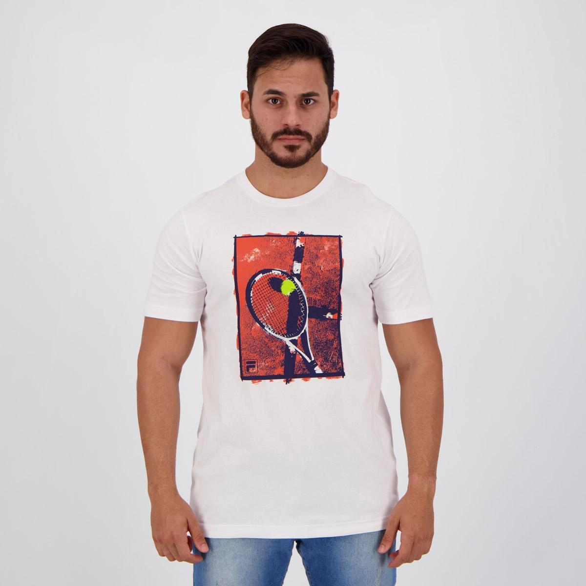 Camiseta Fila II Masculina