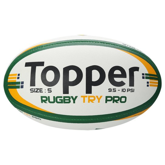 cfb2871e58 Bola Rugby Topper Try Pro - Compre Agora