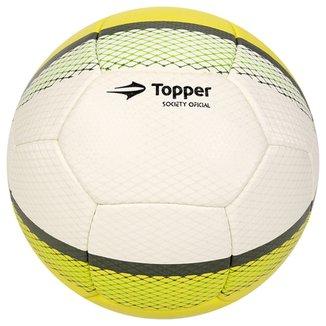 Bola Futebol Topper Trivela Society 429b388153594
