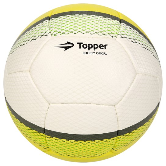 9cfe711d00c Bola Futebol Topper Trivela Society - Compre Agora
