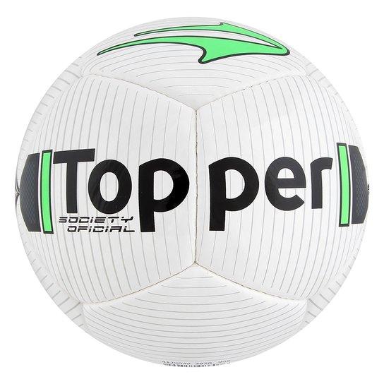 e74f35a85048f Bola Fut.Society Topper Selecao Br 06 - Compre Agora