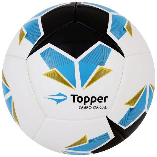 Bola Topper Futebol Campo Seleção BR IV - Branco - Compre Agora ... a395cfde2034b