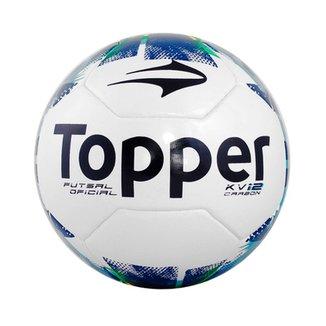 321eefcda6744 Bola De Futsal Topper Kv Carbon